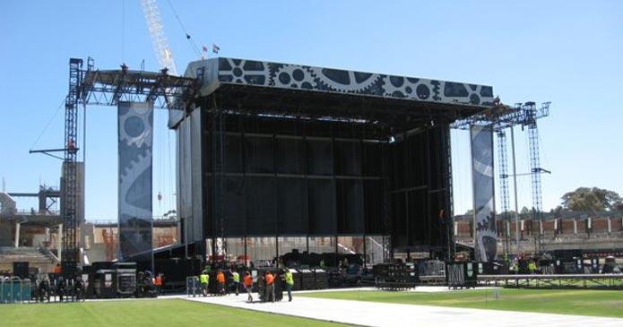 ACDC Concert 2010