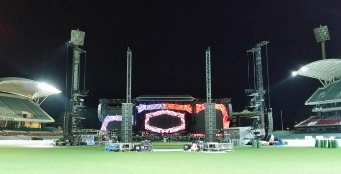 Rolling Stones Concert 2014