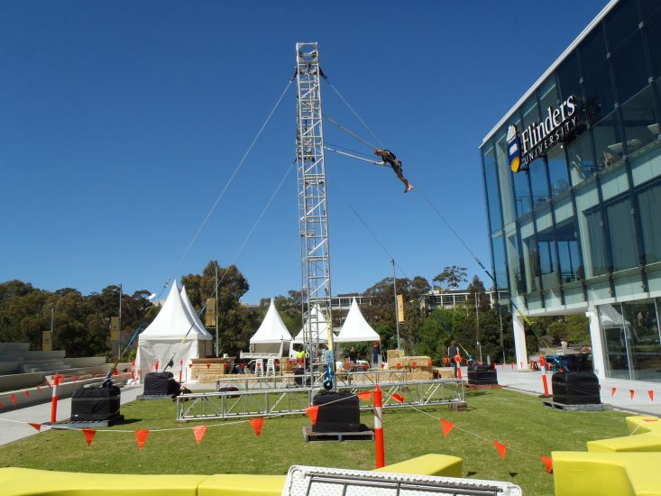 Circus Oz structure