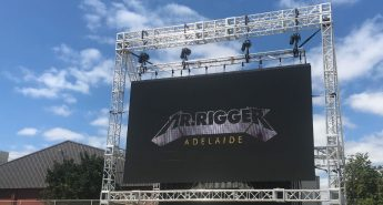 Container Screen System Hire | Rigging