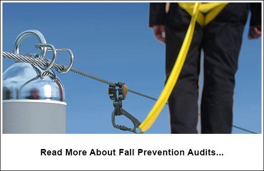 Fall Prevention Audit | Testing & Tagging